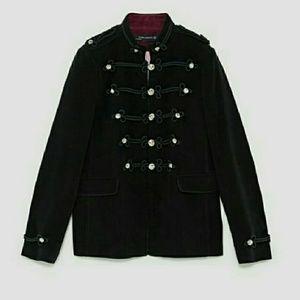 Xlarge zara moleskin jacket